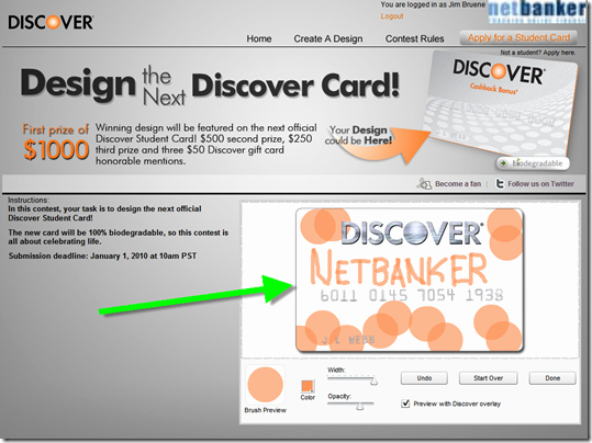 Discover Credit Card Designs Unique Credit Debit Cards Archives Page 8 Of 15 Finovate