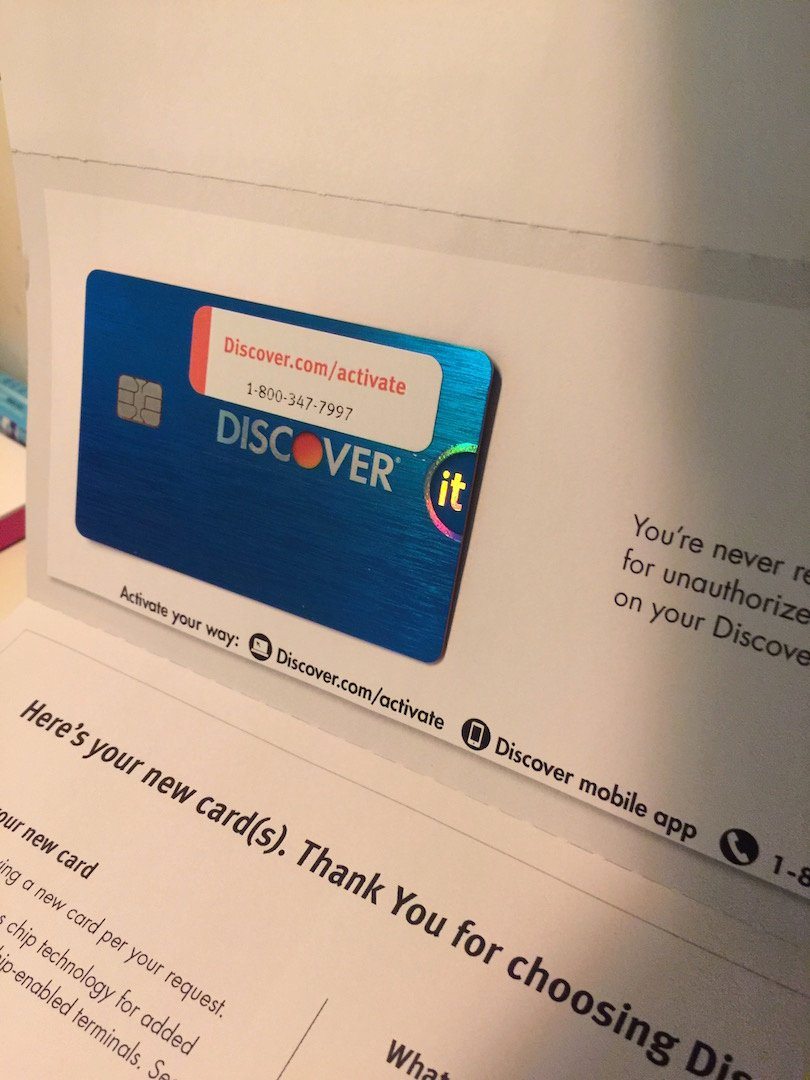 Discover Credit Card Designs Unique New Discover It Card Design Myfico forums