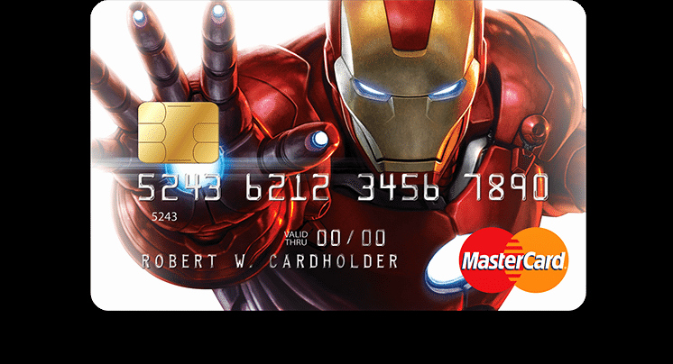 Discover Credit Card Designs Unique New Synchrony Marvel Mastercard Launched No Annual Fee