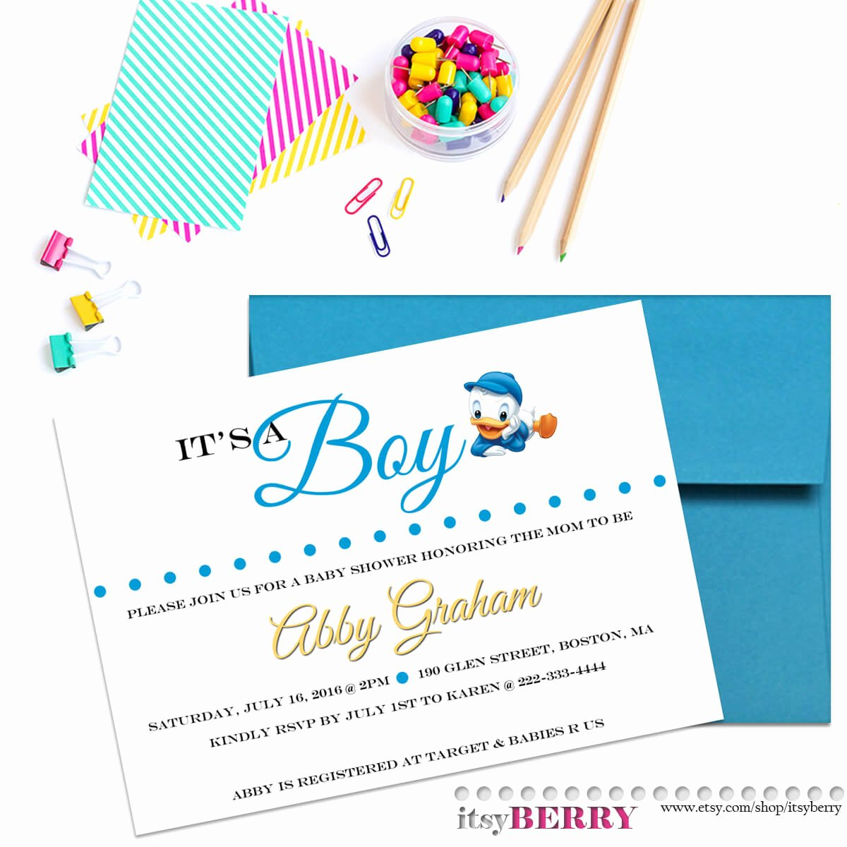Disney Baby Shower Invitations Inspirational Disney Baby Shower Ideas Baby Ideas
