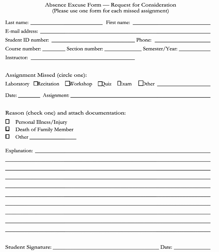 Doctors Note for Work Absence Unique 36 Free Fill In Blank Doctors Note Templates for Work