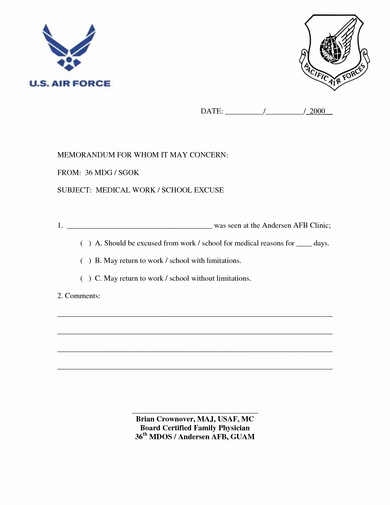 Doctors Note for Work Pdf Beautiful Fake Doctors Note Template for Work or School Pdf