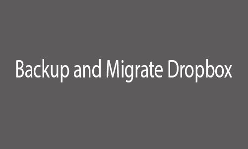 Drupal Backup and Migrate New 15 Best Drupal Backup & Migrate Modules Download