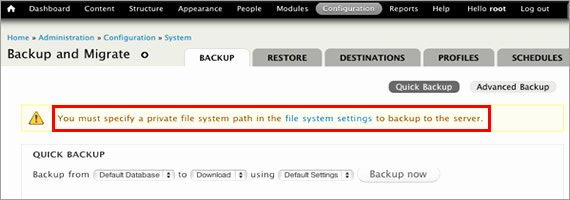 Drupal Backup and Migrate Unique 30 Drupal Backup and Migrate