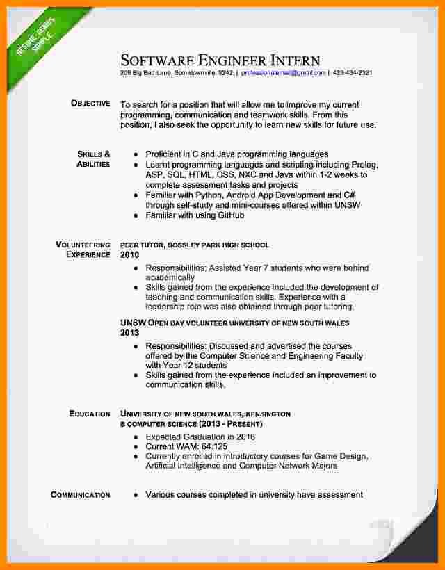 Electrical Engineer Resume Sample Awesome 5 Curriculum Vitae Electrical Engineer