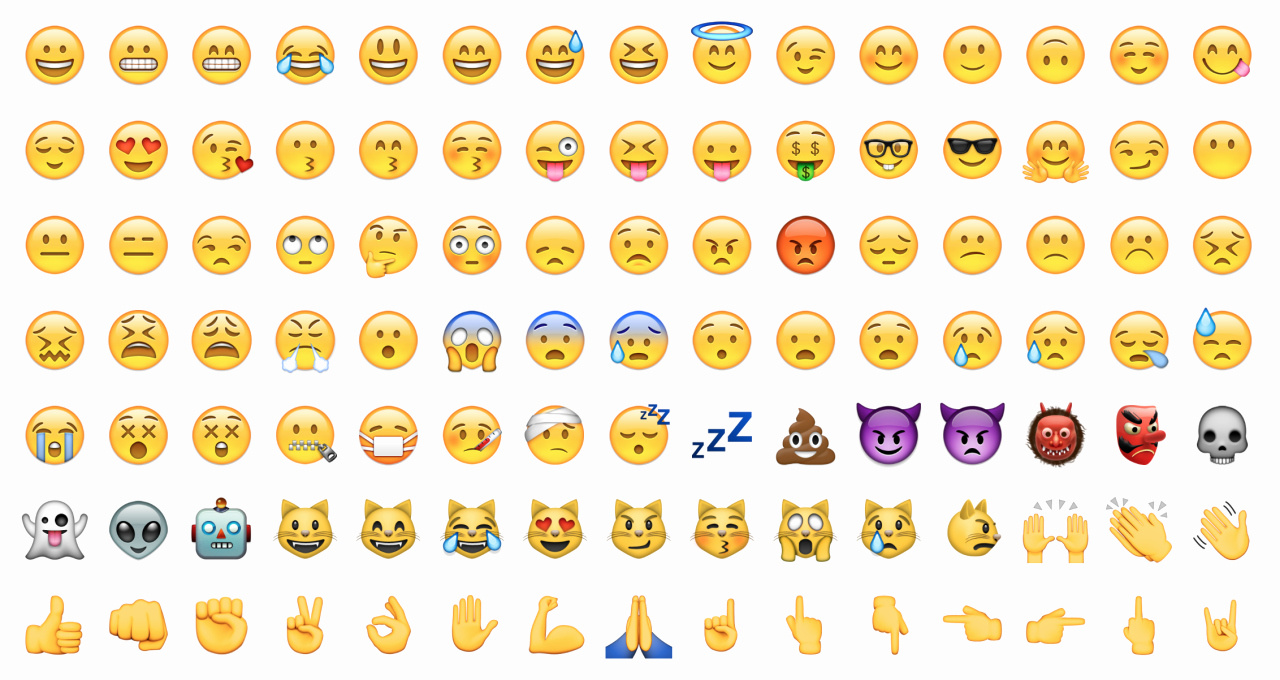 Emoji Pictures Copy and Paste Awesome Emoji Blog • Getemoji now Has All the New Emojis