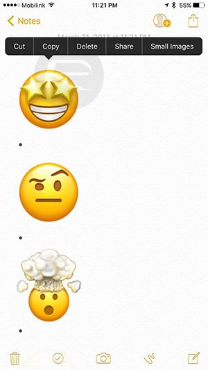 Emoji Pictures Copy and Paste Fresh How to Get New Unicode Ios 11 Emoji Ios 10 Right now