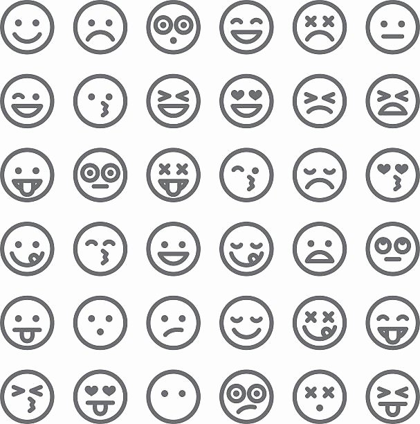 Emoji Pictures Copy and Paste Luxury Black White Emoji On Internet to Copy and Paste