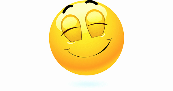 Emoji Pictures Copy and Paste New Satisfied Smile