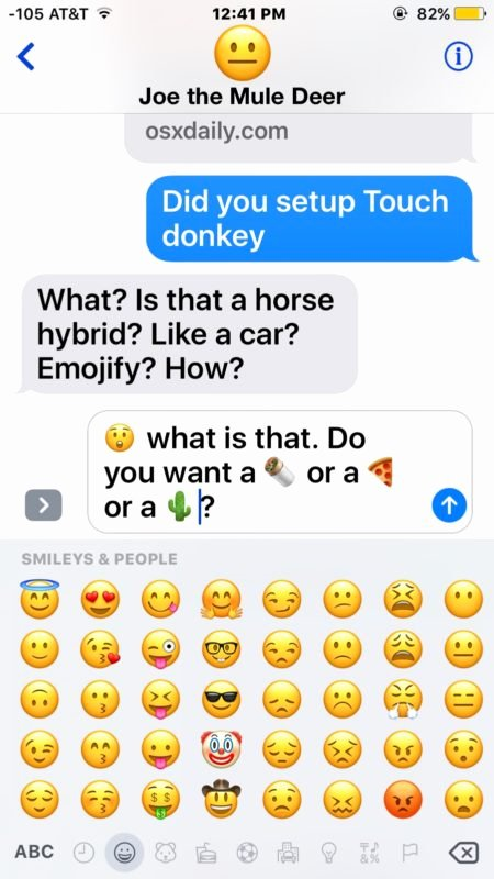 Emoji Text Copy and Paste Beautiful How to Convert Text to Emoji In Messages On iPhone