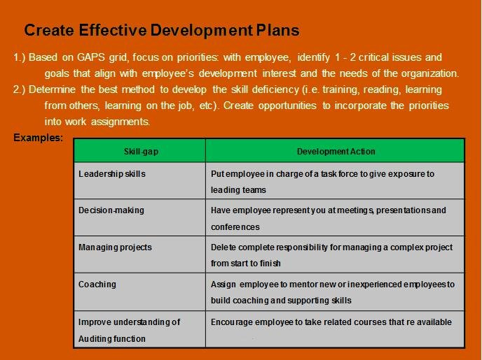 Employee Development Plan Examples Fresh Individual Development Plan for Employees – Business form