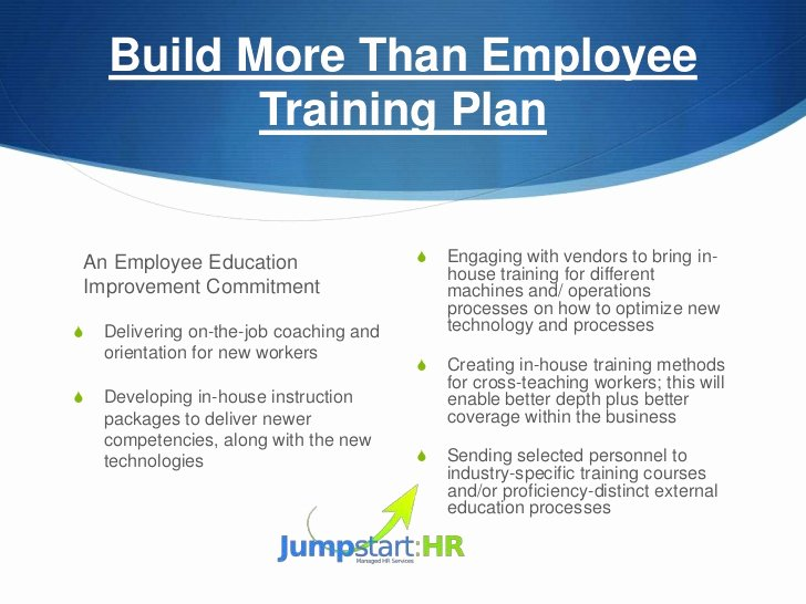 Employee Development Plan Examples New Instruction Manual Example