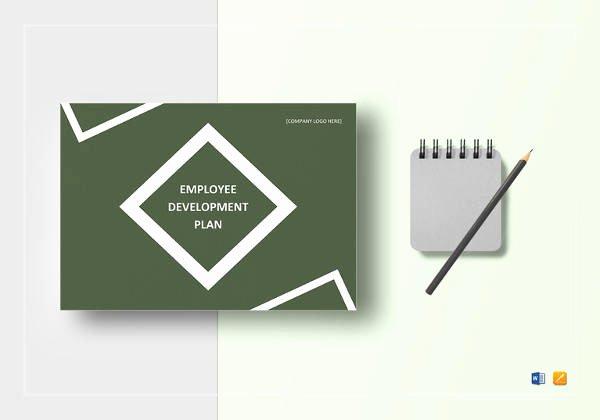 Employee Development Plans Templates Inspirational Employee Development Plan 10 Examples In Word Pdf