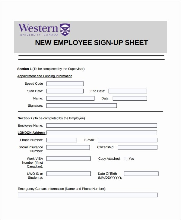 Employee Sign In Sheets Lovely Sample Employee Sign In Sheet 17 Free Documents
