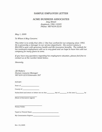 Employment Verification form Template Fresh Employment Verification Letter Template Edit Fill,create
