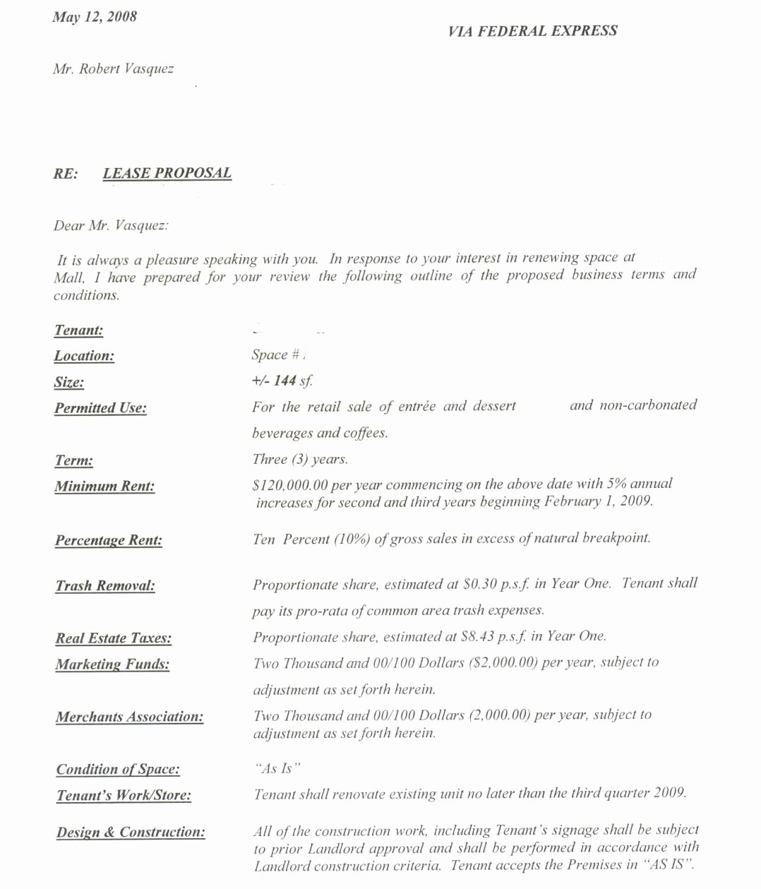 End Of Lease Letter Awesome End Lease Letter Template Examples
