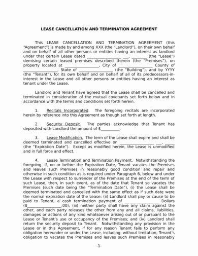 End Of Lease Letter Best Of 9 End Of Lease Letter to Tenant Examples & Templates