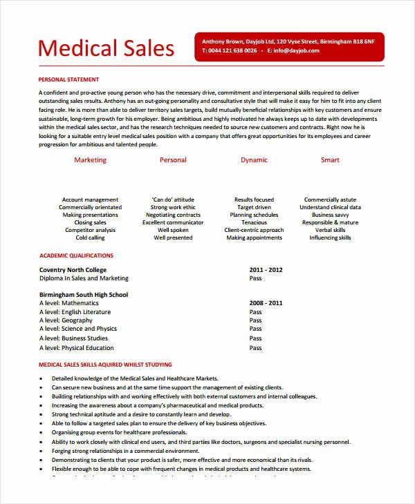 Entry Level Sales Resume Best Of Modern Sales Resume Template 31 Free Word Pdf Documents