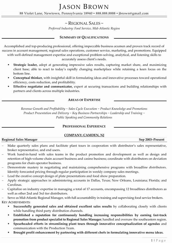 Entry Level Sales Resume Best Of Sales Resume Examples Resume Professional Writers