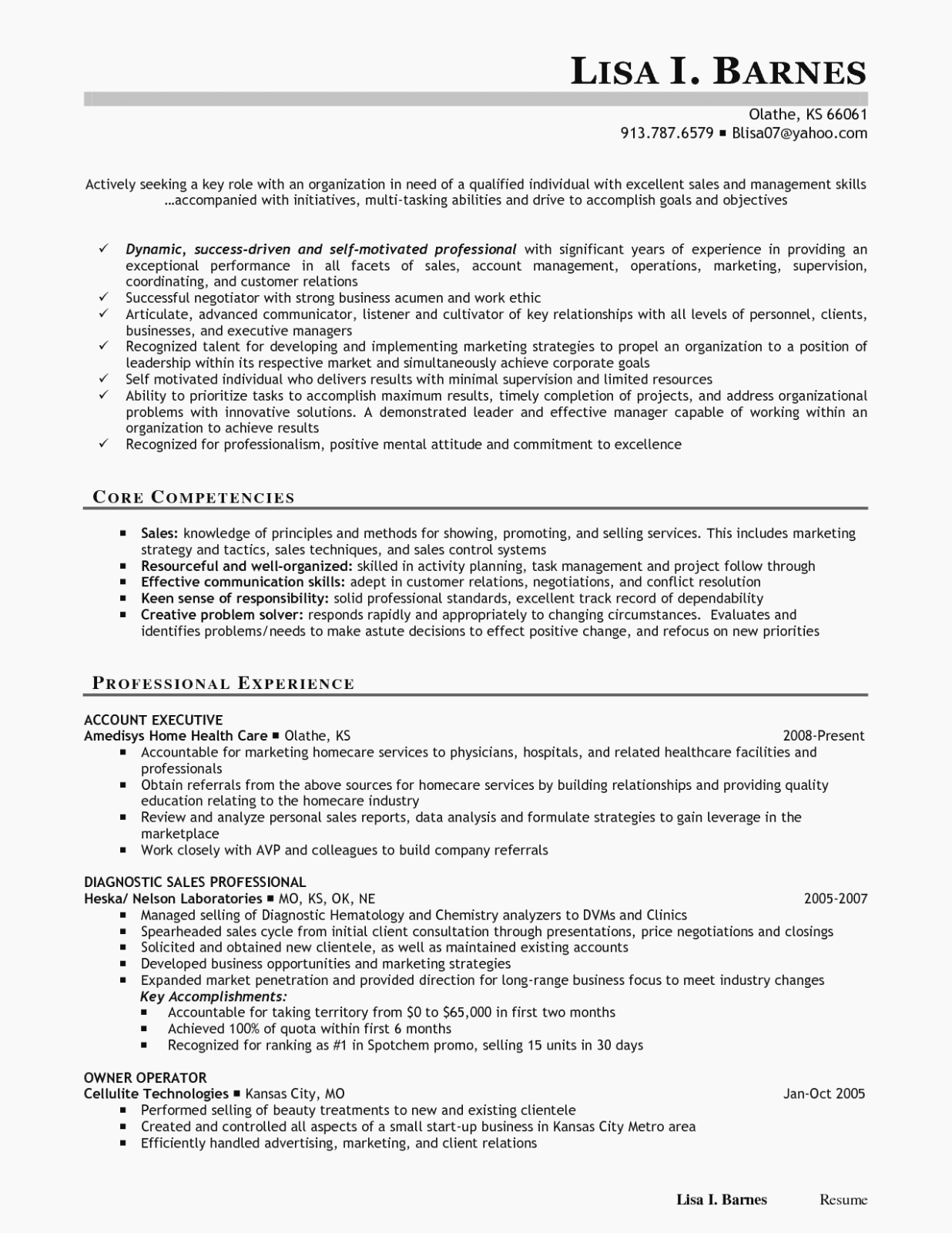 Entry Level Sales Resume Best Of Ten Things You Probably