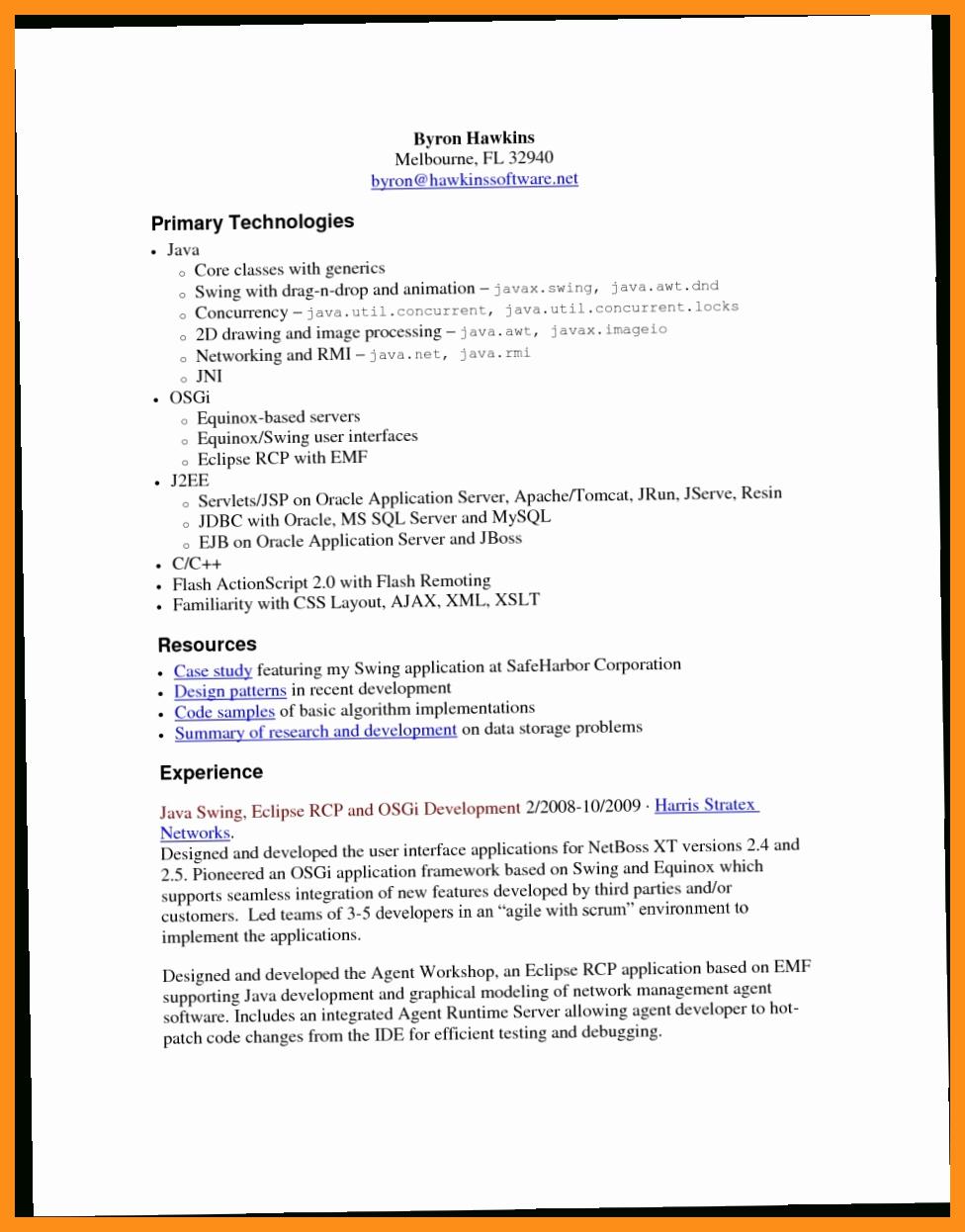 Entry Level Web Developer Resume Beautiful 9 10 Entry Level Net Developer Resume