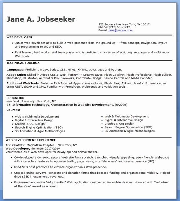 Entry Level Web Developer Resume Beautiful Sample Resume Entry Level Help Desk Dental Vantage