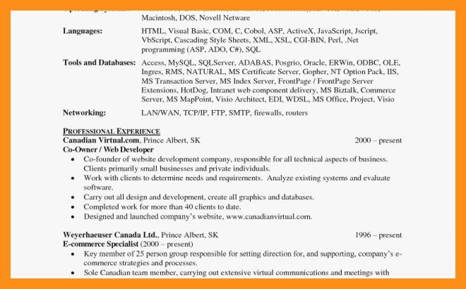 Entry Level Web Developer Resume Best Of 9 10 Entry Level Net Developer Resume
