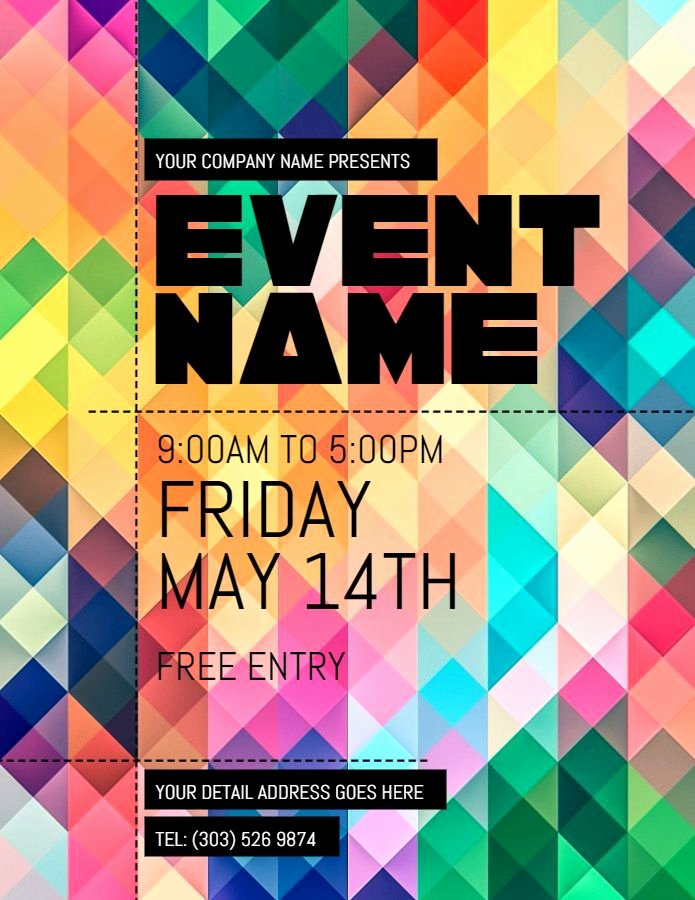 Event Flyer Templates Free Best Of 36 Best Party and Nightclub Posters Images On Pinterest