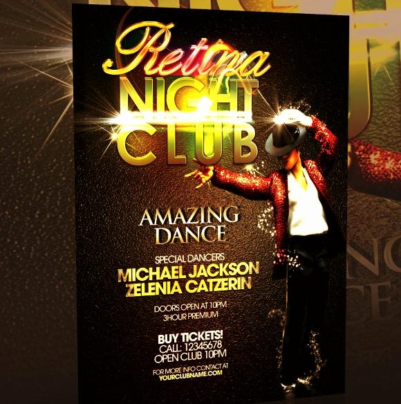 Event Flyer Templates Free Elegant Free Party Flyer Templates