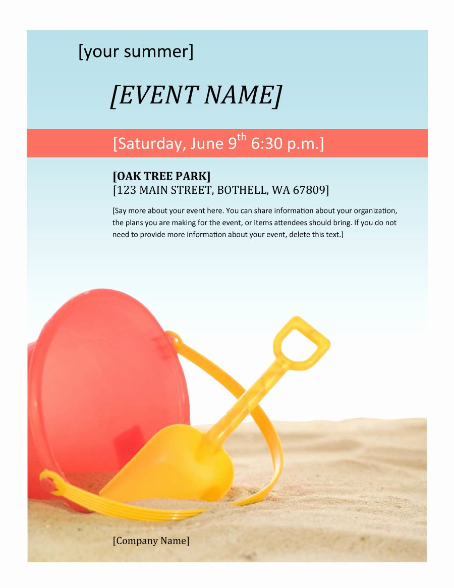 Event Flyer Templates Free Lovely 41 Amazing Free Flyer Templates [event Party Business
