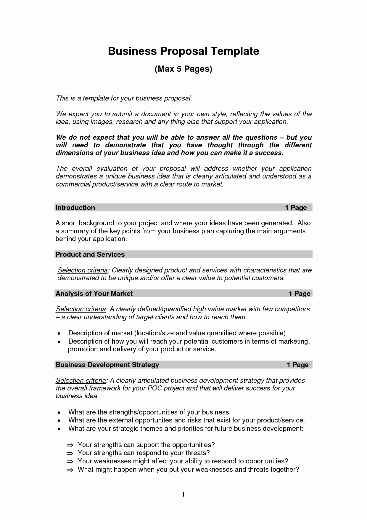 Examples Of Business Proposals Awesome Business Proposal Templates Examples