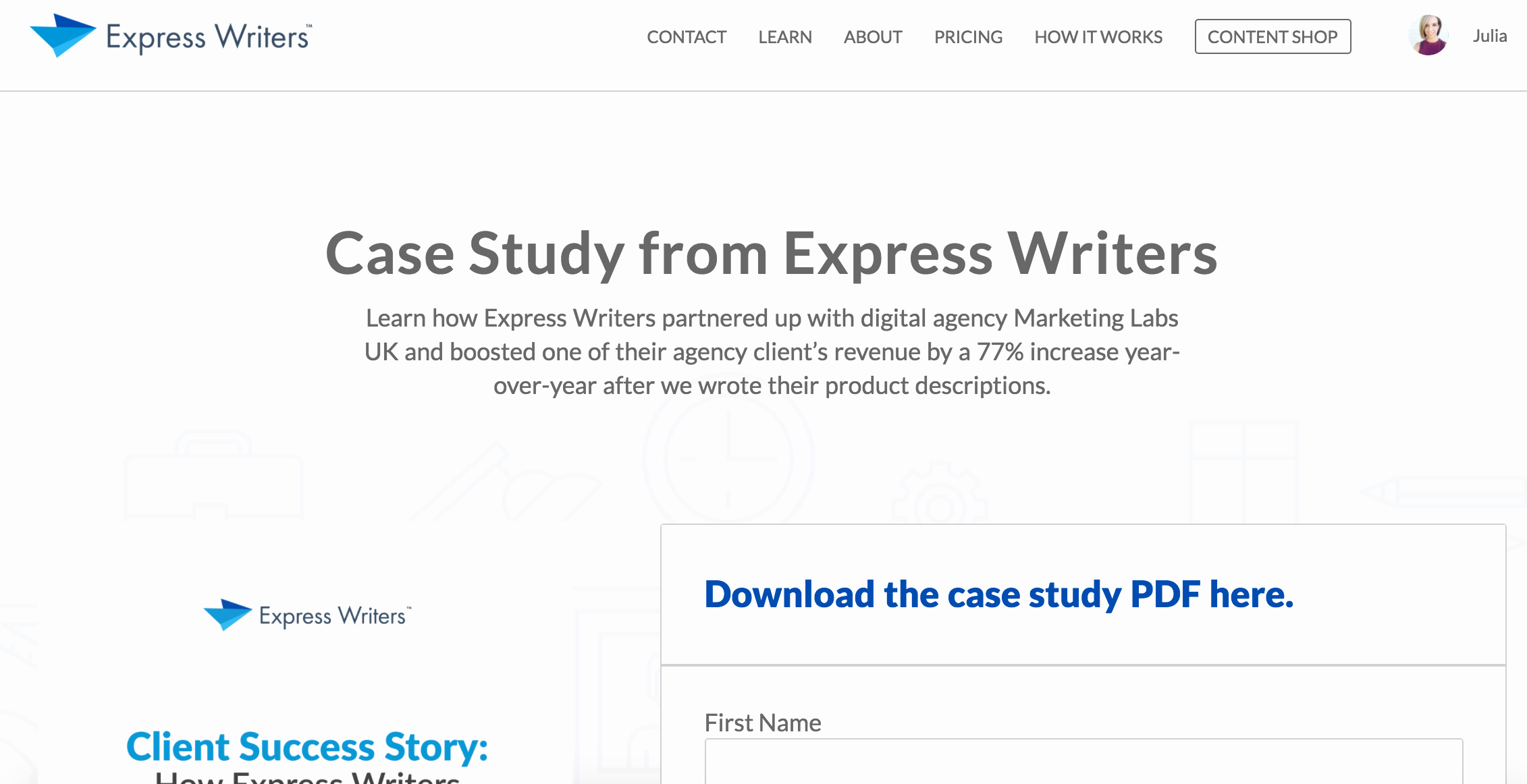 Examples Of Case Studies Awesome How to Write A Business Case Study Your Essential Guide