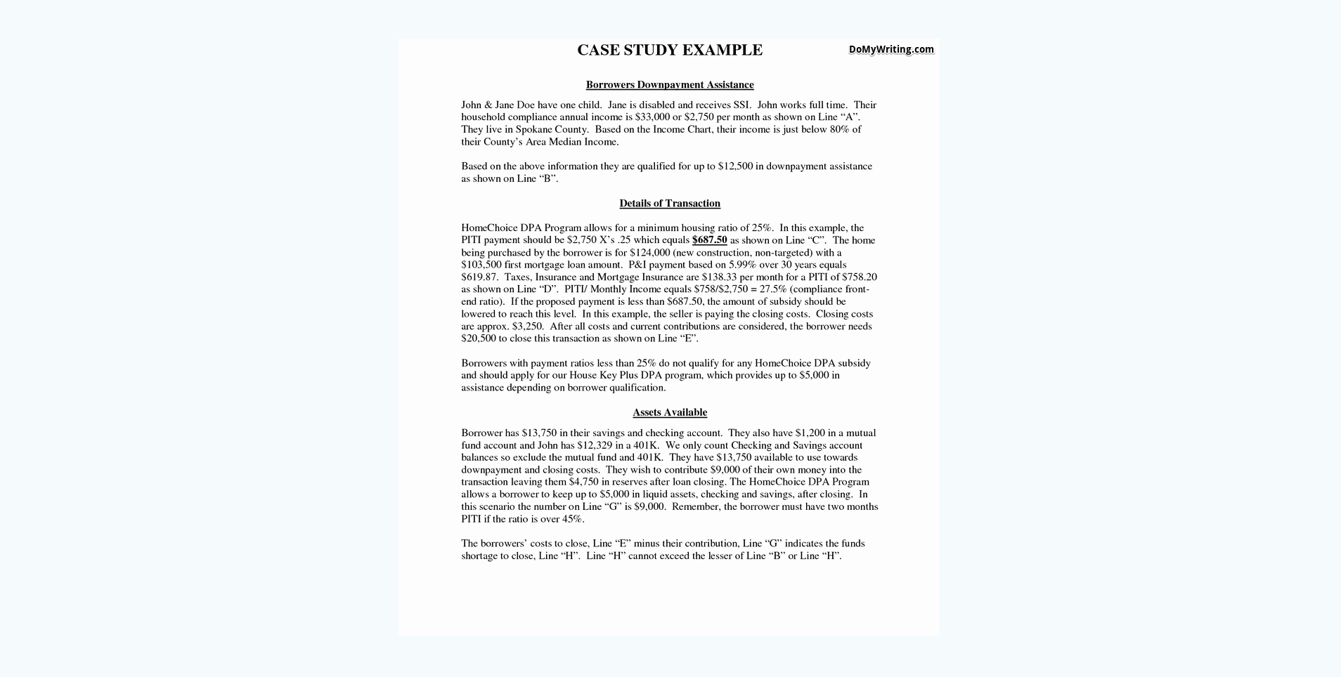 Examples Of Case Studies Luxury Case Study Definition and How to Write the Most Successful