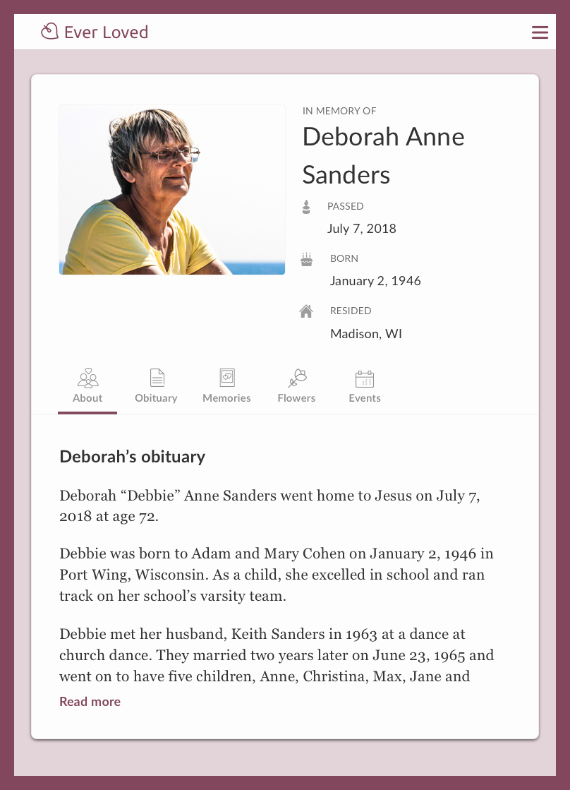 Examples Of Obituaries Well Written Inspirational top Free Obituary Templates