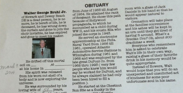 Examples Of Obituaries Well Written New Best S Of A Good Example Obituary Newspaper