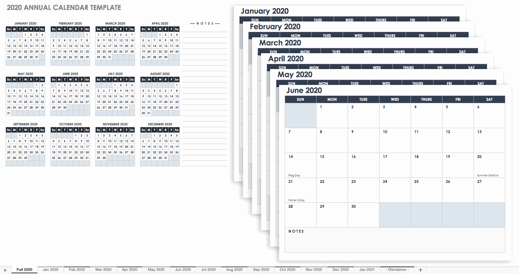 Excel Calendar 2019 Template Inspirational Free Printable Excel Calendar Templates for 2019 &