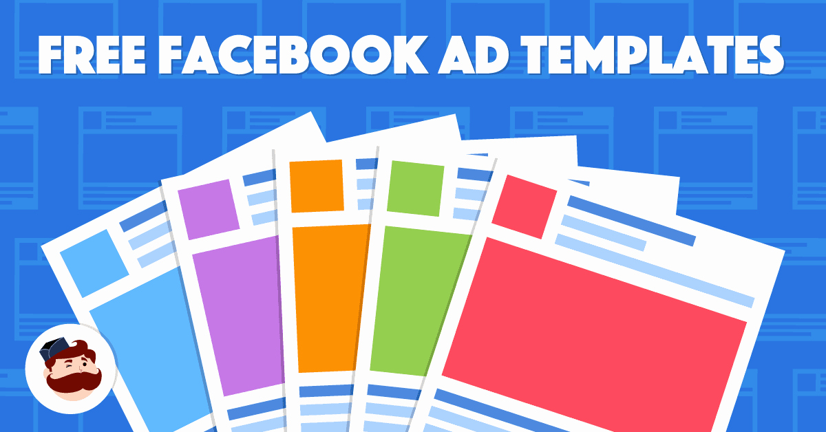 Facebook Business Page Template Lovely Ad Template