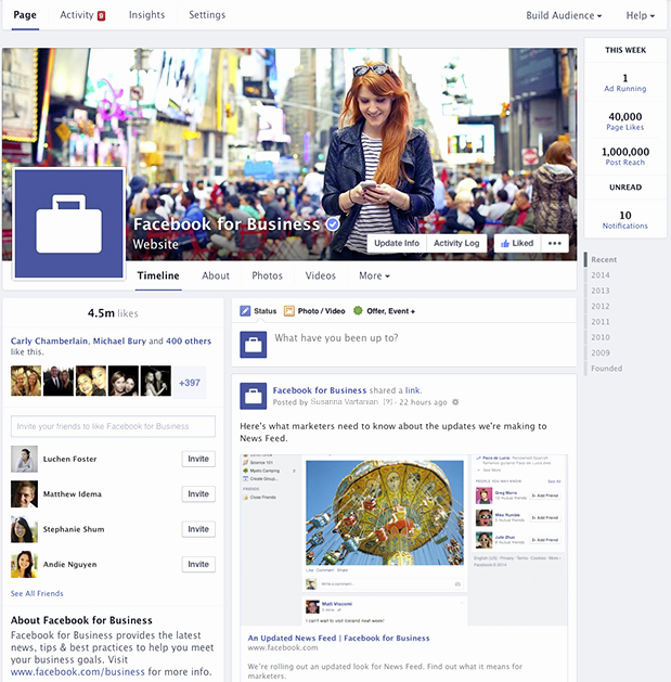 Facebook Business Page Template Lovely Business Page Cover Template Blog social
