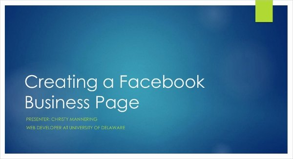Facebook Business Page Template New Cover Template – 9 Free Word Pdf Psd Documents