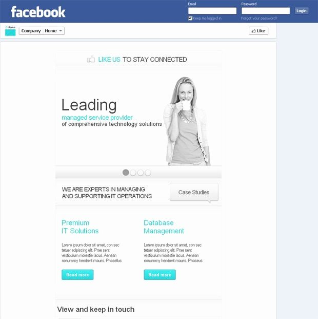 Facebook Business Page Template New New Timeline Pages and How We Revamp Our