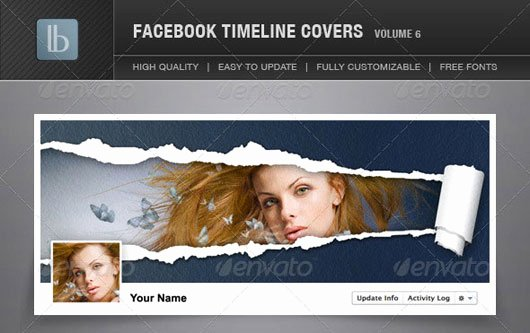 Facebook Cover Photo Template Psd Awesome 60 High Quality Timeline Cover Psd Templates