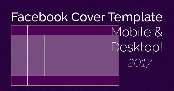Facebook Cover Photo Template Psd Beautiful Ingenious Cover Mobile Desktop Template