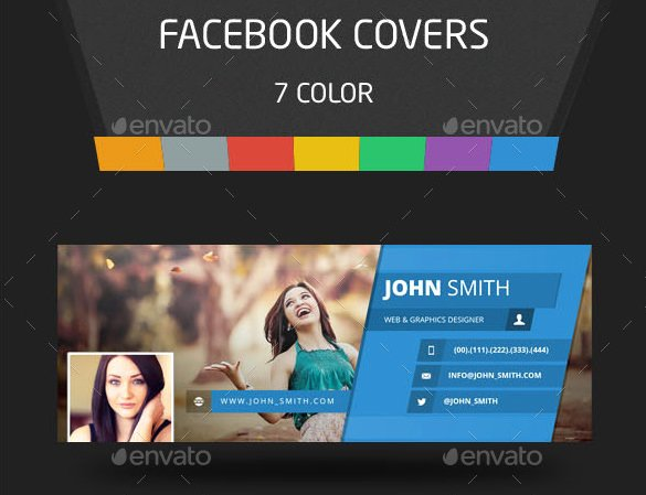 Facebook Cover Photo Template Psd Luxury Psd Template – 8 Free Samples Examples format