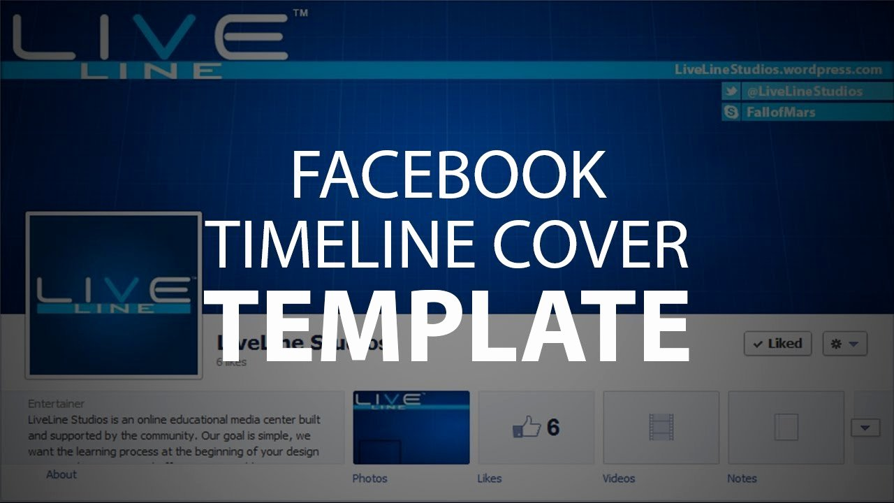 Facebook Cover Photo Template Psd Luxury Shop Template Timeline Cover Psd File