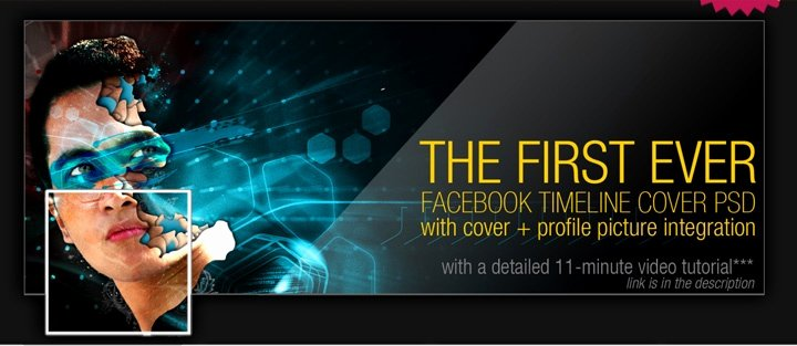 Facebook Cover Template Psd Best Of Free Cover Psd