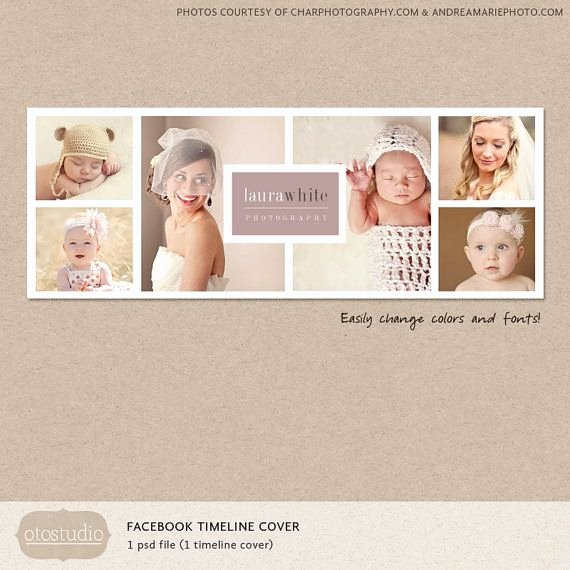 Facebook Cover Template Psd Lovely Timeline Cover Template Photo Collage Photos