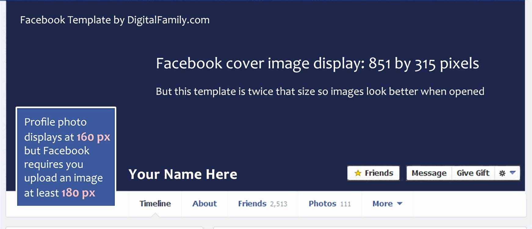 Facebook Cover Template Psd New Download 8 Free social Media Website Mockups