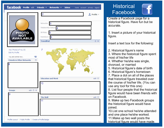 Facebook Template for Students Beautiful 3 Awesome Templates for Your Class