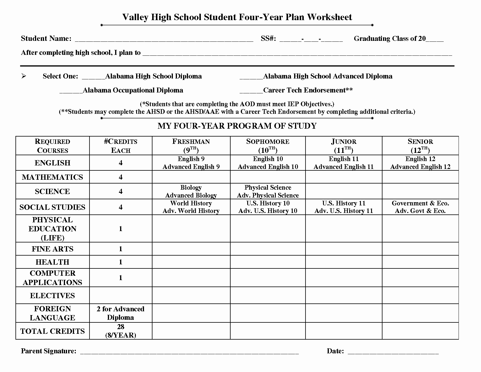 Facebook Template for Students Fresh 14 Best Of Worksheet for Students Blank