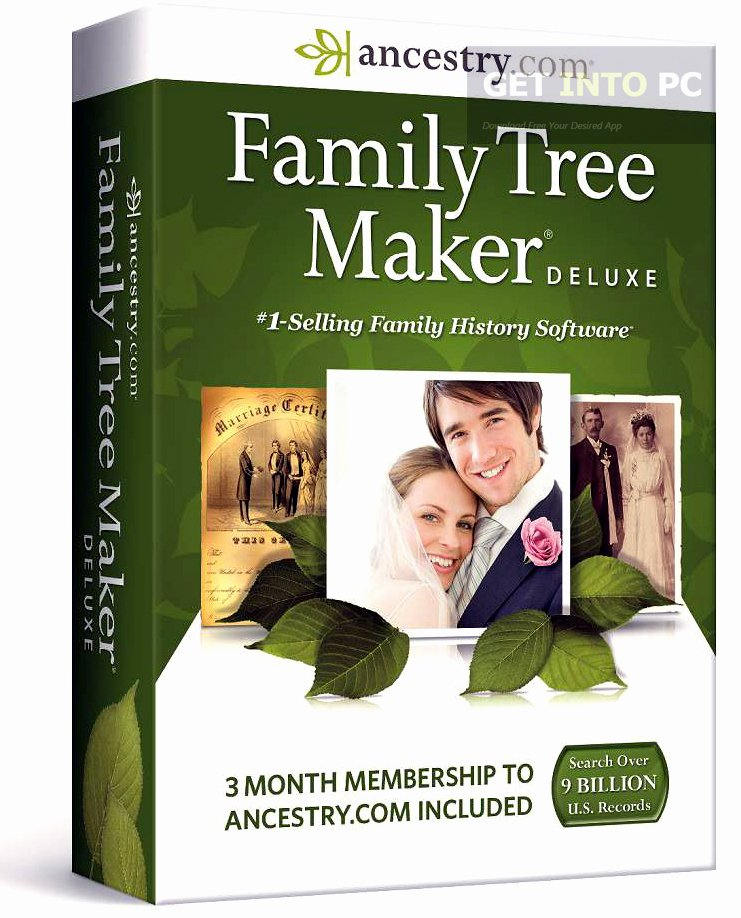 Family Tree Maker Free Online Awesome Family Tree Maker 2014 iso Free Download
